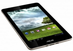 The Nexus tablet is making at run in the tablet market